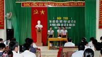 Châu Thuận – Quỳ Châu: Thi tìm hiểu luật phòng, chống bạo lực gia đình