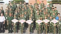 Khai mạc lớp Học kỳ Quân đội đợt II năm 2014