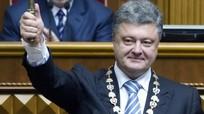 """Vua chocolate"" Petro Poroshenko ""bắt tay"" chèo lái Ukraine"