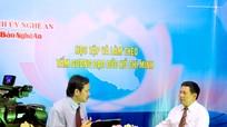 Báo chí đồng hành trong thực hiện  Nghị quyết 26-NQ/TƯ của Bộ Chính trị