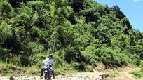 Dở dang dự án tái định cư ở Thung Chanh (huyện Anh Sơn)