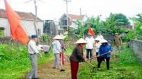 Xã Phú Thành (Yên Thành) huy động hơn 279 tỷ đồng xây dựng NTM