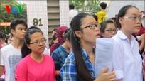 Bộ GD&ĐT lý giải việc có tới 3 mức điểm sàn ĐH, CĐ 2014