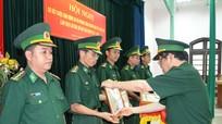 BĐBP Nghệ An sơ kết cuộc vận động 50