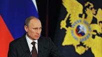 Lực lượng IS dọa phế truất cả Tổng thống Nga Vladimir Putin