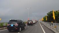 Khánh thành cầu vượt đường sắt trên Quốc lộ 46