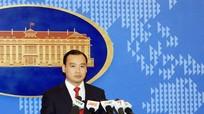 Việt Nam yêu cầu Trung Quốc không ngăn cản tàu của ngư dân