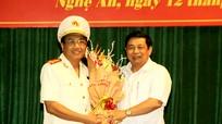 Công bố Quyết định bổ nhiệm Phó giám đốc Công an tỉnh Nghệ An