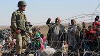 Thổ Nhĩ Kỳ đóng cửa biên giới với Syria sau làn sóng tị nạn