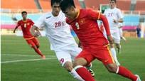 Olympic Việt Nam - Olympic Kyrgyzstan 1-0: Hiên ngang vào vòng 1/8