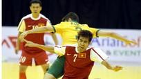 Việt Nam – Australia 3-4: Chưa thể phá 'dớp' Australia