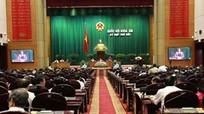 Chính phủ báo cáo tình hình Biển Đông tại kỳ họp Quốc hội thứ 8