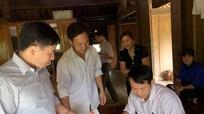 Kiểm tra công tác phát hành, sử dụng báo đảng tại Quỳ Châu, Quỳ Hợp