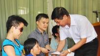 Hướng dẫn cuộc vận động ủng hộ nạn nhân chất độc da cam/dioxin