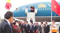 Thủ tướng Nguyễn Tấn Dũng thăm Vương quốc Bỉ và Liên minh châu Âu