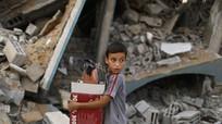 """Bài toán tái thiết Gaza: Không thể chỉ giải quyết """"phần ngọn"""""""