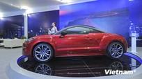Thaco giới thiệu mẫu xe thể thao Peugeot RCZ với nhiều tính năng
