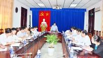 Chuẩn bị tốt cho Hội nghị nông dân sản xuất giỏi toàn tỉnh