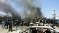 Đánh bom tự sát tại miền đông Afghanistan
