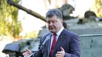 Tổng thống Ukraine Poroshenko khẳng định quyết tâm gia nhập NATO