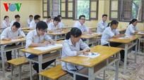 Kỳ thi THPT Quốc gia: Dùng thang điểm 20, thay cách xét tốt nghiệp