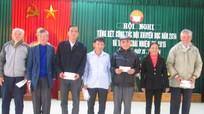Thị trấn Cầu Giát (Quỳnh Lưu) có trên 1.800 gia đình hiếu học