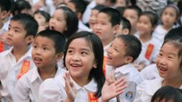 """Bộ Giáo dục và Đào tạo """"gỡ rối"""" khen thưởng học sinh tiểu học"""