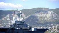 Pháp điều tàu sân bay tới vùng Vịnh hỗ trợ chiến dịch chống IS