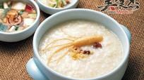 8 món ăn thuốc bổ dưỡng cho người cao tuổi