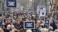 Hơn 700.000 người tuần hành chống chủ nghĩa khủng bố ở Pháp