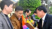 Trao giải Cuộc thi sáng tạo Thanh thiếu niên nhi đồng tỉnh Nghệ An