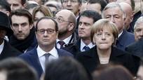 Tổng thống Mỹ bị chỉ trích vì không tham gia cuộc tuần hành tại Paris