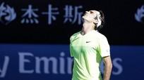Federer thua sốc ở vòng ba Australia mở rộng