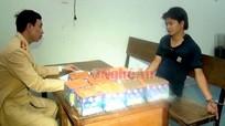Công an Nghi Lộc bắt giữ vụ vận chuyển 21 kg pháo