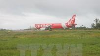 Máy bay của AirAsia đi từ Kuala Lumpur phải quay đầu do sự cố