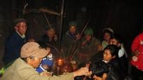 Nghi lễ Tết  grơ ở Keng Đu (Kỳ Sơn)