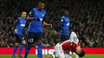 Arsenal 1-3 Monaco: Cái tát đau cho thầy trò Wenger