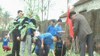 Diễn Châu, Nghĩa Đàn: Phát động Tháng thanh niên 2015