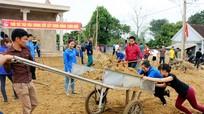 TX Thái Hòa, Nghi Lộc: Phát động tháng Thanh niên năm 2015