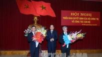 Bộ Chính trị chuẩn y nhân sự Tuyên Quang, Yên Bái