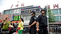 Tấn công bằng dao ở nhà ga Quảng Châu, nhiều người bị thương