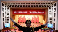 """Tập Cận Bình quyết tâm cải tổ quân sự  vì một """"Giấc mộng Trung Hoa"""""""