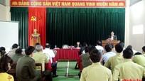 Rà soát chặt chẽ quy hoạch rừng Khu bảo tồn thiên nhiên Pù Hoạt