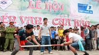 Lễ hội đền Vạn- Cửa Rào: Lời mời gọi từ ngã ba sông
