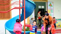 Xã Hùng Sơn: Phấn đấu xứng đáng đơn vị đi đầu xây dựng NTM
