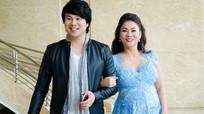 Thu Minh mang bụng bầu 7 tháng chấm thi Vietnam Idol 2015