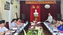 Nâng cao hiệu quả tuyên truyền, phát hành, sử dụng báo đảng ở Con Cuông
