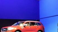 Ford Everest thế hệ mới chính thức trình làng