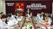 Tăng cường công tác tiếp dân, giải quyết đơn thư KNTC