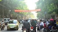 """""""Bắt mạch"""" hạ tầng giao thông thành phố Vinh"""